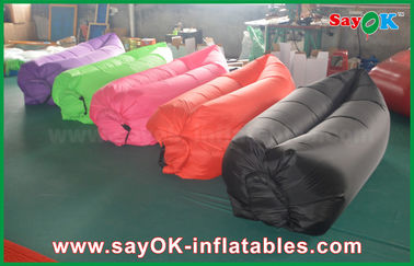 China 260x70cm Beach Sleeping Air Couch Bag Sofa With Customized Colors For Selling supplier