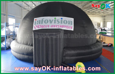 China Planetarium 360 Movie Inflatable Projection Tent Inflatable Dome Tent For Museums supplier
