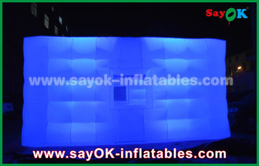 China Press Remoter Control Inflatable Led Tent House For Wedding / Festival supplier