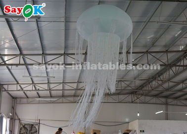 China 190T Nylon Cloth Inflatable Lighting Decoration With Remote Control supplier