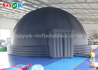 China 7m 100% Blackout Blow Up Planetarium Oxford Cloth + Projection Fabric supplier