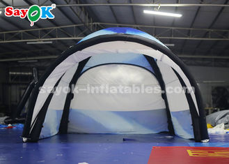 China Outdoor Camping Four Legs Inflatable Air Tent UV Resistant Moisture Proof supplier