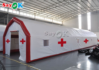 China High Durability Blow Up Air Tent  / Antibacterial Inflatable Tunnel Tent supplier