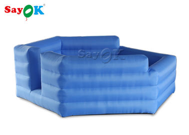 China Durable Oxford Cloth Outdoor Inflatable Sports Games /  Inflatable Gaga Ball Courts supplier