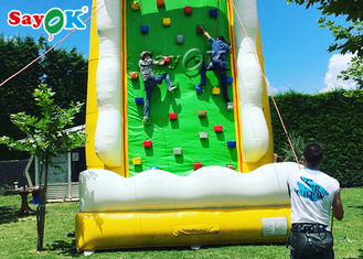 Commercial Giant Inflatable Slide Portable Inflatable Adult Water Climbing Slide