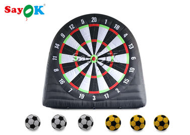 Children Party 3M  Inflatable Soccer Darts