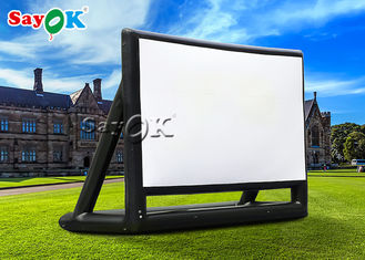 Outdoor Portable Projection Cloth Inflatable Movie Screen
