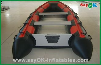 China Customized Adults PVC Inflatable Boats , Lightweight Inflatable Boat supplier