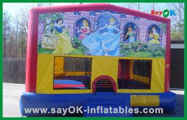 Good Artworking Cartoon Style Inflatable Bouncers Custom Advertising Inflatables