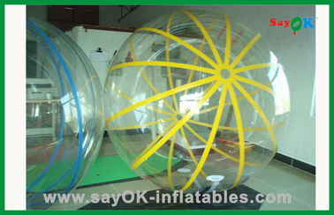 China Custom Inflatable Water Toys  Big Water Ball For Water Sports Game supplier