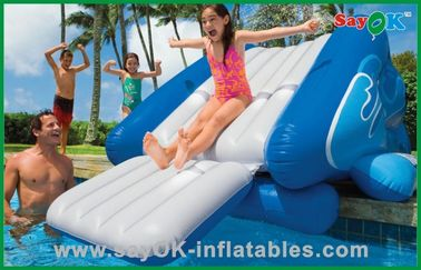 Family Inflatable Bouncer Slide Combo Kids Swimming Pool Inflatable Water Game
