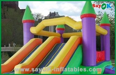 Outdoor Kids Inflatable Bouncer Slide