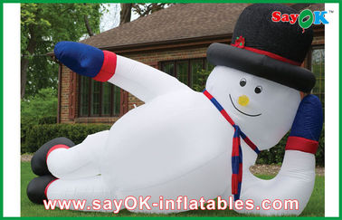 Giant Christmas Inflatable Decoration Snowman Inflatable Holiday Decorations