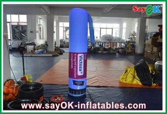 Nylon Cloth Custom Inflatable Products With Logo Printing For Promotion