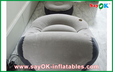 China Inflatable Sofa Inflatable Planetarium PVC With Air pump For Seating supplier