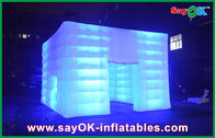 China Durable Waterproof Inflatable Air Tent Go Outdoors With Led Light company