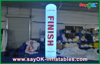 China Nylon Cloth Outdoor Inflatable Decorations With CE / UL Blower company