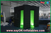 China Inflatable Instagram Photo Booth Tent Double Doors Environmental Friendly factory