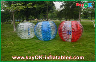 China Commercial Inflatable Human Hamster Ball Reusable For Family Sports factory