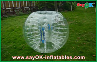 China Portable Inflatable Human Sized Hamster Ball Lead Free High Strength factory