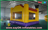 China Inflatable Jumping Castle Popular Happy Hop Bouncy Castle factory