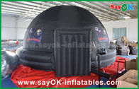 China Customized Portable Inflatable Mobile Planetarium Dome Tent Safety With Print factory