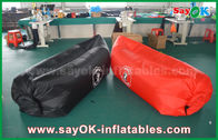 China Indoor / Outdoor Hangout Inflatable Beach Air Sleeping Bag Sofa Commercial Grade factory