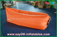 China 3 Season WaterProof  Nylon Cloth Inflatable Air Couch Hangout Lounge Bag 1.2kg factory