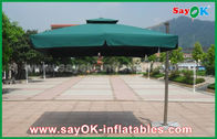 China 190T Polyester Promotional Outdoor Garden Beach Umbrella Whole Sale factory