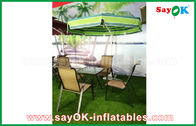 China Beach Outdoor Garden Sun Cantilever Patio Umbrella 190T Nylon Material factory