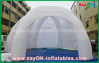 China White Advertising PVC Giant Inflatable Exhibition Inflatable Spider Tent company