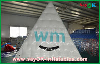 China Waterproof PVC Blow Up Pyramid Logo Printing Promotional Inflatable Products For Event factory