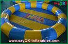 China Customized Air Tight Inflatable Water Toys PVC Swimming Pool For Children Playing factory