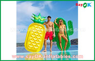 China Various Shapes Fruit Slice Pool Float Raw Inflatable Outdoor Toys For Swimming factory