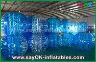 China Durable Inflatable Sports Games / Transparent PVC TPU Inflatable Bubble Ball factory