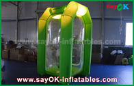 China Durable Inflatable Photo Booth Money Booth Box Machine For Promotion / Advertising / Amusement factory