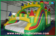 China Customized giant inflatable bounce house , commercial inflatable bouncer factory