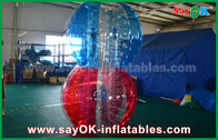 China Transparent TPU Inflatable Sports Games , Giant Human Body Bubble Ball factory