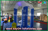 China LED light Money Graber Machine For Promotion / Advertising / Amusement factory