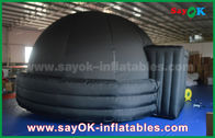 China Customized 5m / 6m Dia Inflatable Projection Dome Tent For Kids / Adults factory
