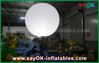 China Custom 1.5m DIA Inflatable Lighting Decoration for Advertising , Stand Balloon With Tripod factory
