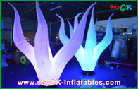 China Attractive Led Inflatable Lighting Water Plants 1m - 3m Diameter factory