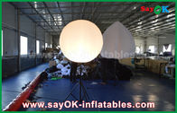 China Decorative Lighted Balloons / Inflatable Lighting Decoration For Party And Advertising factory