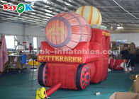 Good Quality Inflatable Air Tent & High Air Tightness Inflatable Holiday Decorations Halloween Pumpkin Carriage on sale