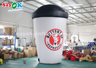 Good Quality Inflatable Air Tent & 3.6m Custom Inflatable Products / Blow Up Coffee Cup For Advertising on sale