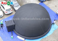 China 8 Meter Inflatable Planetarium Dome with Air Blower and PVC Floor Mat factory