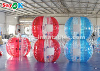China 1.5m TPU Inflatable Sports Games Bubble Soccer Ball For Kids / Adults factory