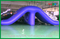 China Childrens Water Park Inflatable Water Toys , PVC Funny Swimming Pool Slides factory