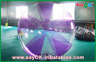 China Funny Inflatable Sports Games , 0.8mm PVC / TPU Inflatable Water Walking Ball factory