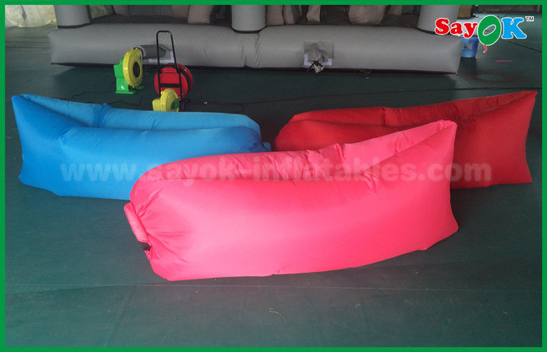 Promo Travelling Sofa Bed Inflatable Beach Laybag Lazy Air